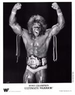 The True Ultimate Warrior's Photo