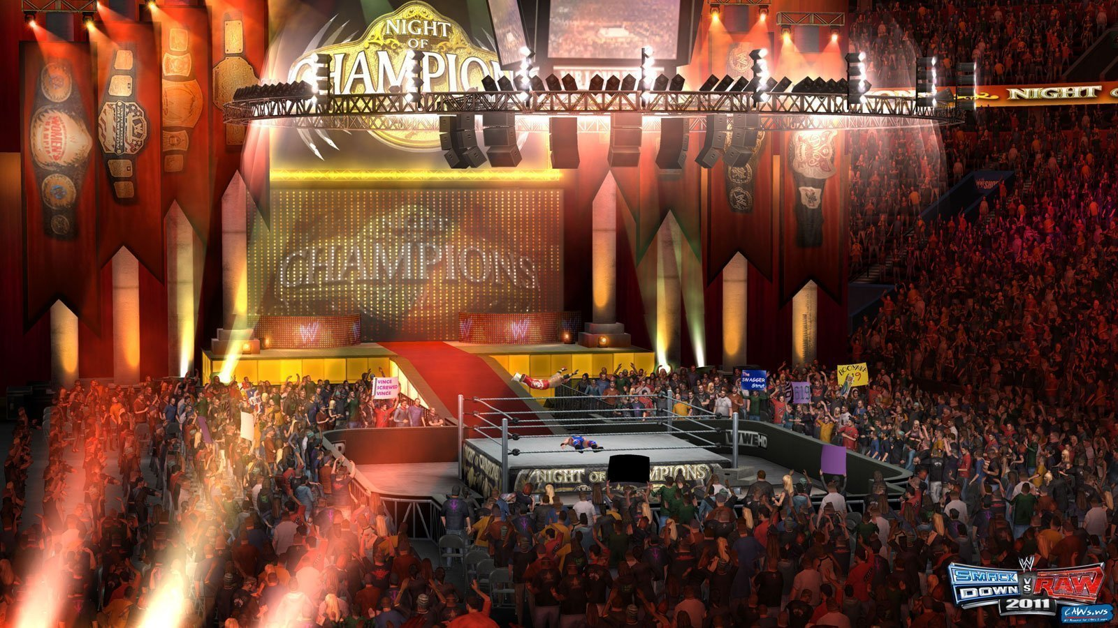 wwe_svr2011_nightofchampions_arena