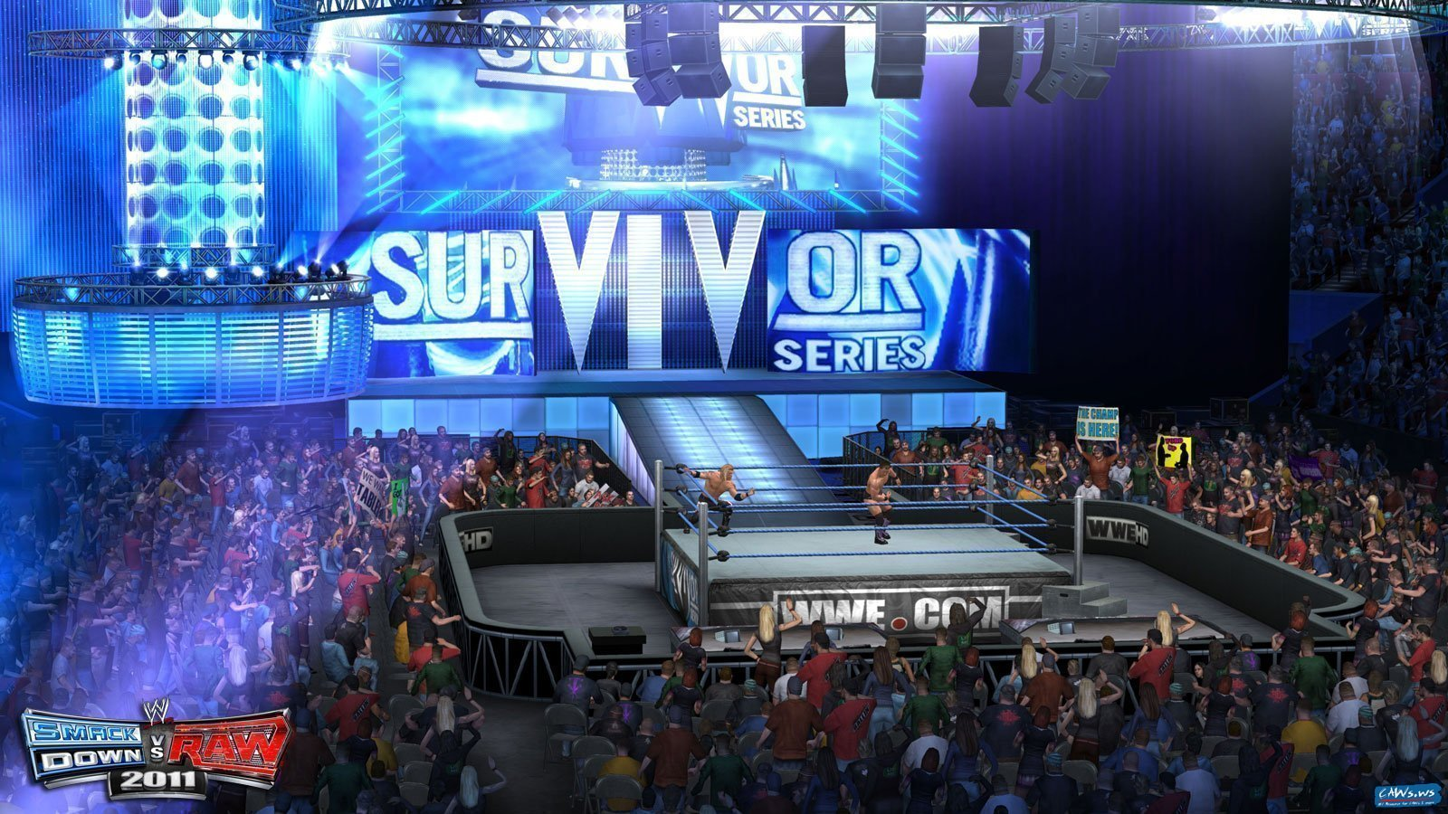 wwe_svr2011_survivorseries_arena