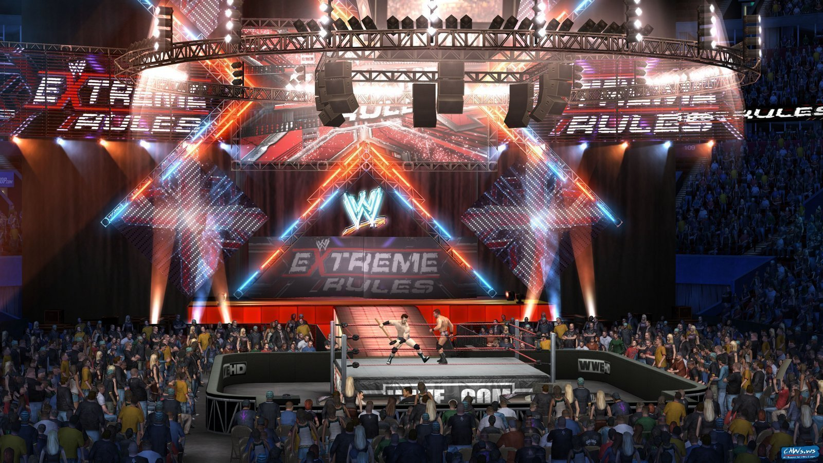 wwesvr201_extremerules_arena