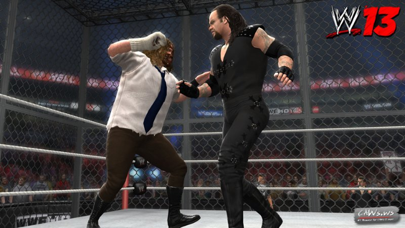 wwe 13 story mode ideas for christmas