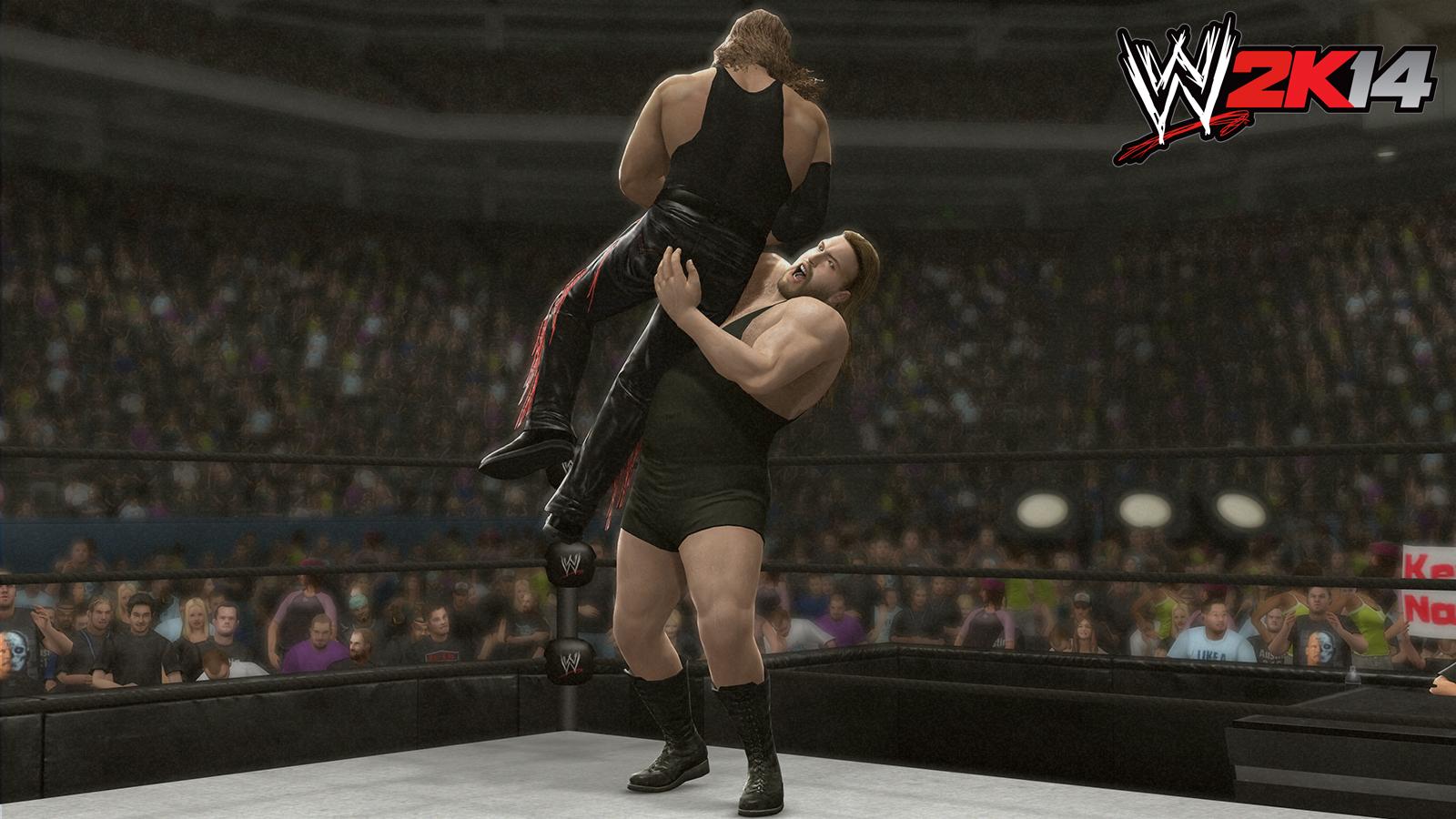 WWE 2K14 ScreenshotsWwe 2k14 Screenshots Goldberg