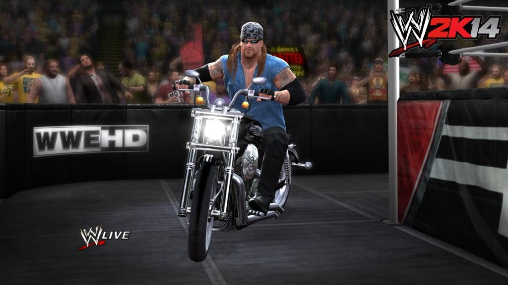 The Undertaker Bad Ass 39