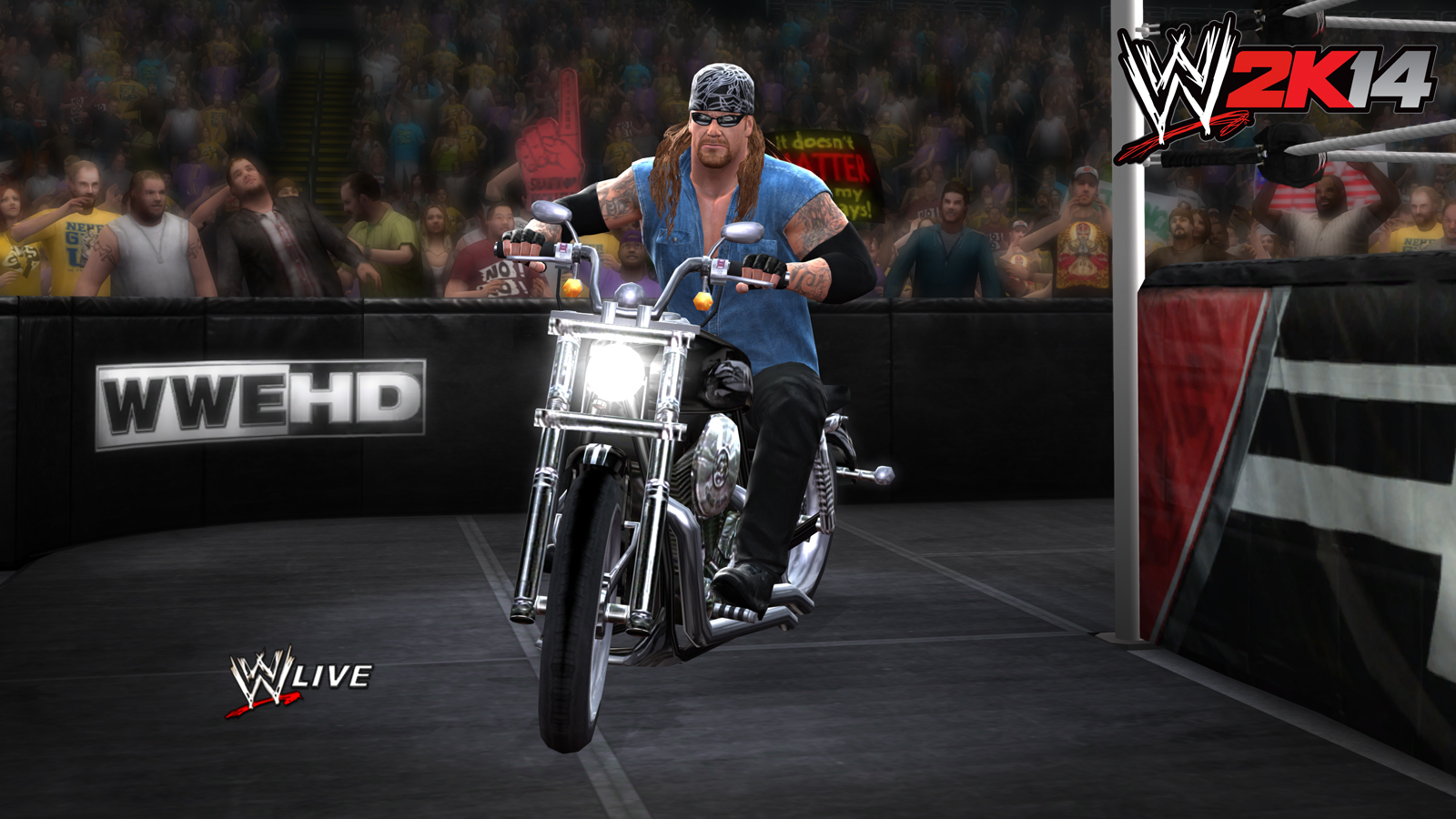 American Bad Ass Undertaker Images! | CAWs.ws News
