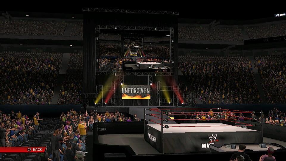 WWE 2K14 Week 1 PS3 Creations | CAWs.ws News | 960 x 540 jpeg 150kB