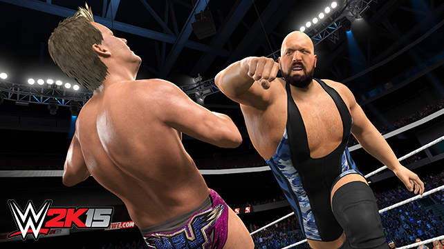 WWE 2K15 PC Release Announced