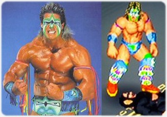 Ultimate Warrior 2012 Return CAWs.ws for Fire Pro W...