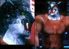 CAWs ws Armor King (Tekken) CAW for SmackDown! Here Comes