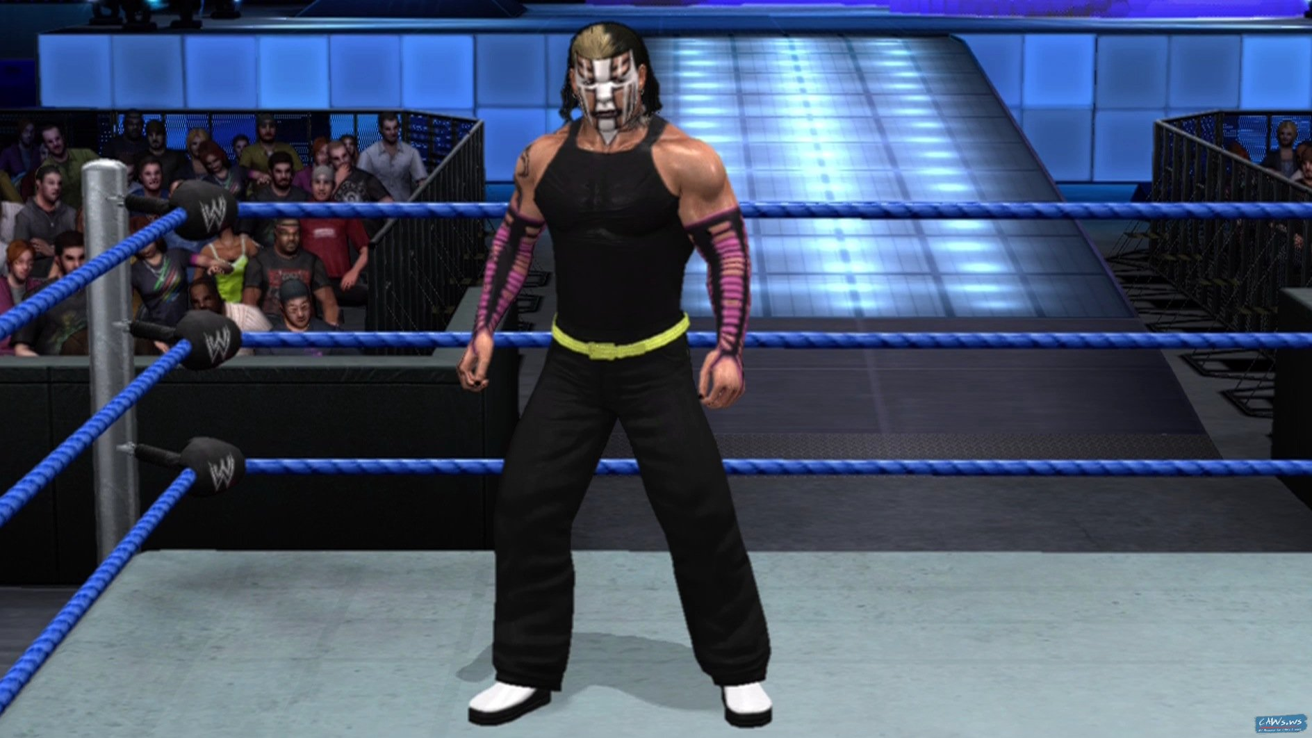 jeff4 - WWE 2k22 PPSSPP ISO file and data