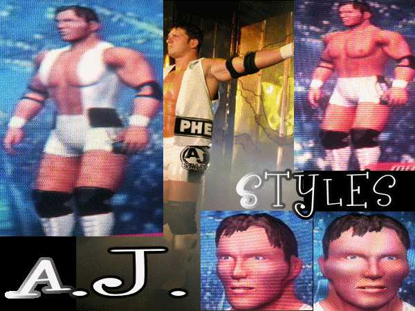 CAWs.ws Vince McMahon CAW for SmackDown! vs RAW