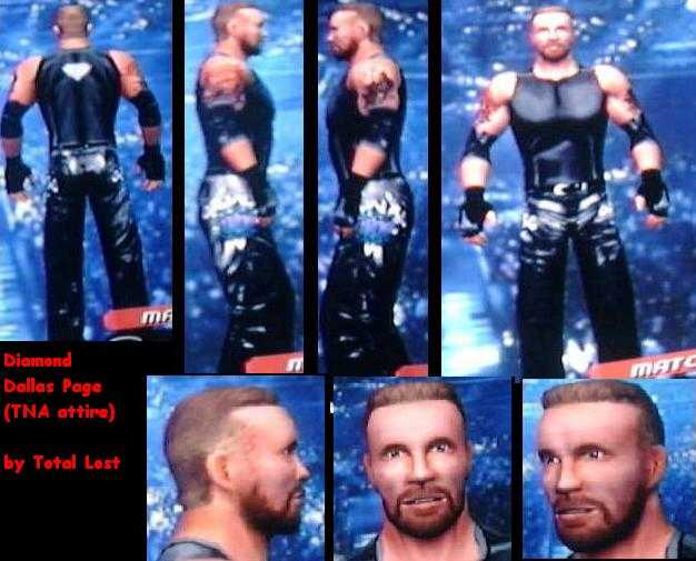 CAWs.ws Marika (Updated) CAW for SmackDown! vs RAW