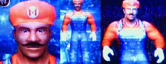 CAWs.ws Sgt. Slaughter CAW for SmackDown! vs RAW