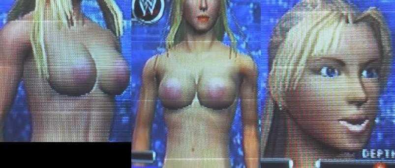 Wwf smackdown nude girl
