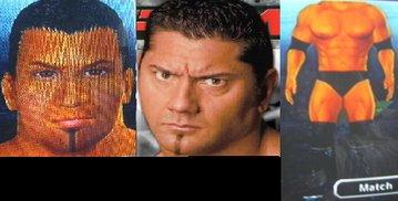 CAWs.ws CM Punk (ECW Attire) CAW for SD! vs RAW 2006