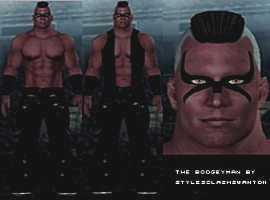 CAWs.ws Batista CAW for SD! vs RAW 2006