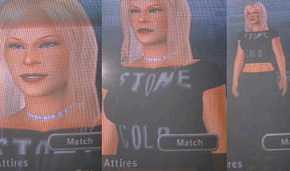 CAWs.ws Debra CAW for SD! vs RAW 2006