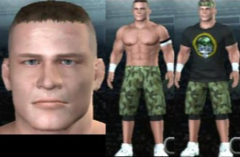 CAWs.ws Meng CAW for SD! vs RAW 2006