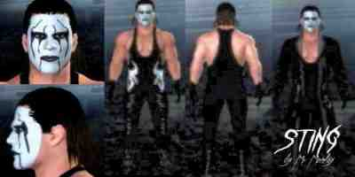 CAWs.ws Matt Hardy CAW for SD! vs RAW 2006