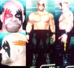 CAWs.ws Goldberg CAW for SD! vs RAW 2006