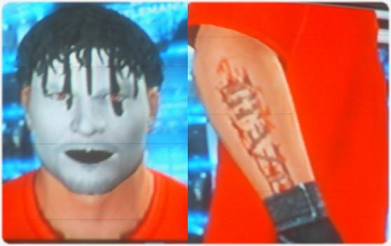 Blaze Ya Dead Homie Face Paint Caws.ws blaze ya dead homie