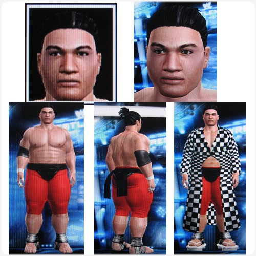 CAWs.ws Test CAW for SD! vs RAW 2008