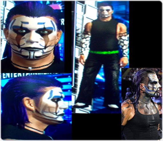 CAWs :: Jeff Hardy CAW for WWE SmackDown vs RAW 2009