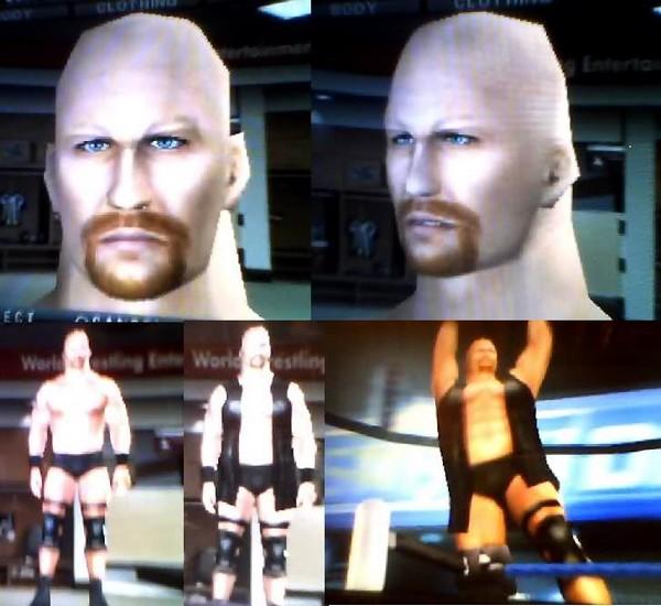CAWs.ws Stone Cold Steve Austin CAW for SD! vs RAW 2011