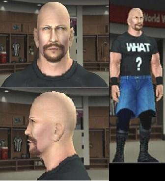 CAWs.ws Steve Austin CAW for SD! vs RAW 2009