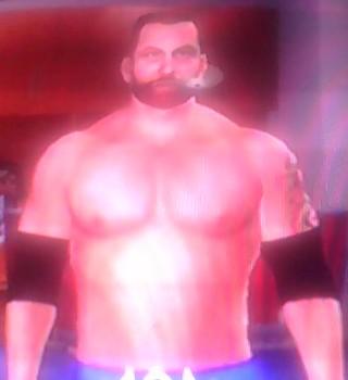 Caws Ws Matt Morgan Caw For Sd Vs Raw 2011