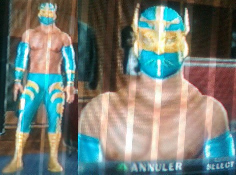 sin cara. sin cara wrestler without