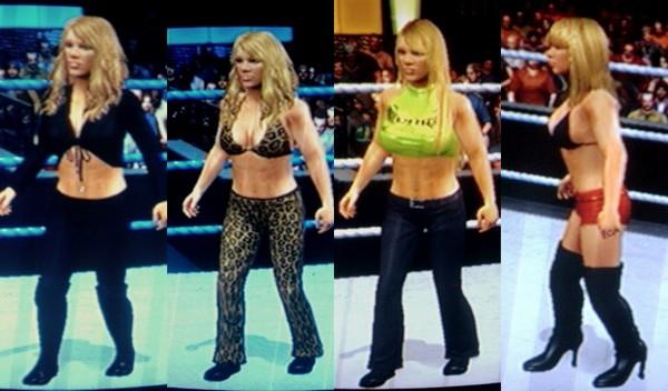 Wwe tori Tori (WWE)