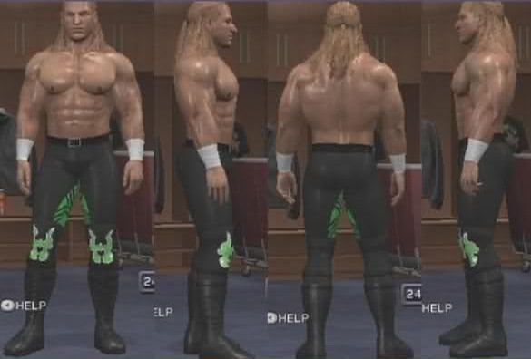 cawsws triple h caw for sd vs raw 2011