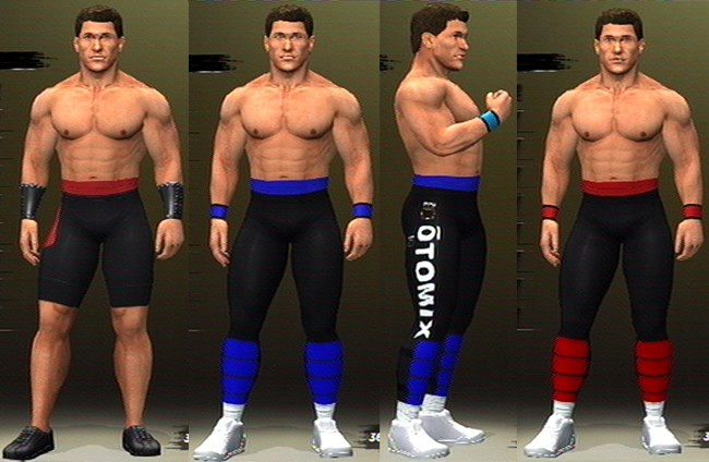 wwe 2k15 how to create shirtless johnny cage