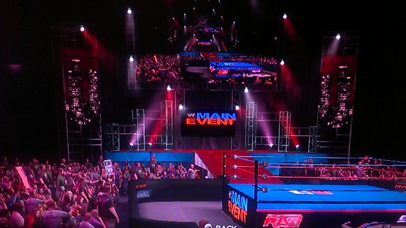 where is main event